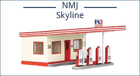vollständige Übersicht über unsere NMJ Skyline Produkte