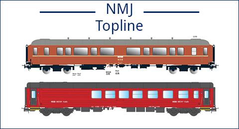 vollständige Übersicht über unsere NMJ Topline Produkte