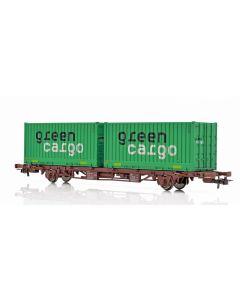 Topline Godsvogner, nmj-topline-611108-Green-Cargo Lgjns, NMJT611.109
