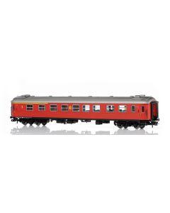 Topline Personvogner, NMJ Topline SJ ABo2 4854 1 Cl./2 Cl Passenger coach in the original livery before 1970., NMJT202.001