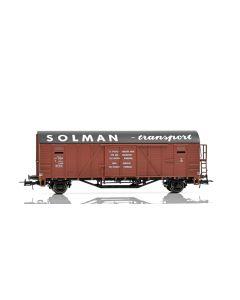 """Topline Godsvogner, NMJ Topline model of SJ G 44123 """"Solman-Transport"""" for transport of strawberries., NMJT604.516"""