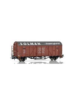 """Topline Godsvogner, NMJ Topline model of SJ G 44702 """"Solman-Transport"""" for transport of strawberries., NMJT604.515"""