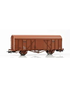 Topline Godsvogner, NMJ Topline model of the SJ Gbl 108 5 209-0 box car. , NMJT603.303