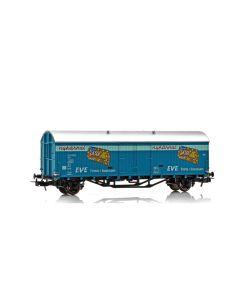 Topline Godsvogner, NMJ Topline model of the SJ Grf 45009 refrigerator car, Eve Margarin., NMJT605.301