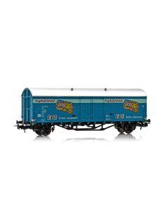 "Topline Godsvogner, NMJ Topline model of the SJ Grf 47897 refrigerator car ""Eve Margarin""., NMJT605.302"