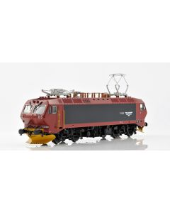 Topline Lokomotiver, NMJ Topline NSB EL17.2221, AC, Series 1, redbrown/black livery from 1981, NMJT80.101AC