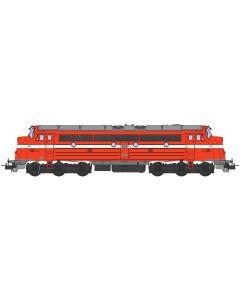 Topline Lokomotiver, NMJ Topline MAV M61.004, Diesel locomotive DCC Sound, NMJT90201