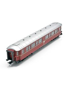 Topline Personvogner, NMJ Topline passenger coach NSB B3-2 type 3 25513, ex B2 with corrugated sides in the old design of NSB., NMJT131.101