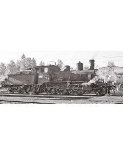 Superline Lokomotiver, nmj-superline-nsb-type-21c-372-steamlocomotive, NMJS21c372