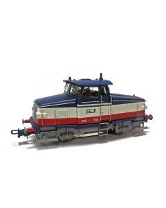 Lokomotiver Svenske, jeco-sj-z65-505-b210-ac, JECZ65-B210