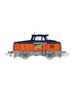 Lokomotiver Svenske, jeco-z70-b510-green-cargo-z70-701-ac, JECZ70-B510
