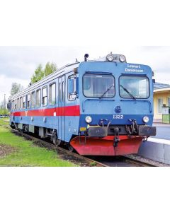 Topline Lokomotiver, nmj-topline-93006-sj-y1-1322-dc, NMJT93006