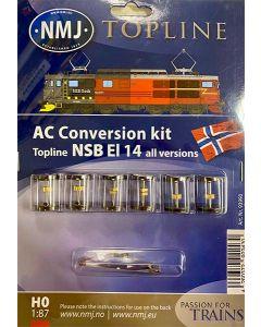 Topline Deler, NMJ-Topline-93199-AC reconstruction-kit-El14-H0, NMJT93199
