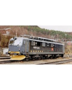 Topline Lokomotiver, nmj-topline-94105-nsb-gods-el14-2200-dcc-HO, NMJT94105