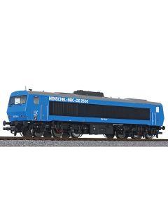 Lokomotiver Internasjonale, liliput-132057-henschel-bbc-de-2500-202-004-8-ac, LIL132057