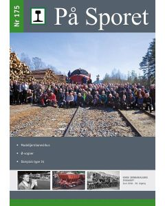 Blader, På Sporet nr 175, blad, NJKPS175