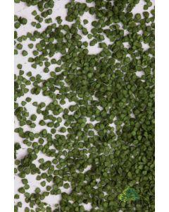 Løv og matter for trær, mbr-model-50-6001-birch-leaves-dark-green, MBR50-6001