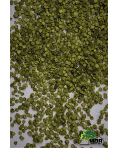 Løv og matter for trær, mbr-model-50-6002-birch-leaves-light-green, MBR50-6002