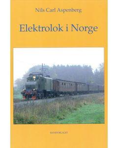 Bøker, Elektrolok i Norge, Bok, BFLEIN