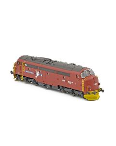 Topline Lokomotiver, nmj-topline-90017-nsb-di3-605-dc-h0, NMJT90017