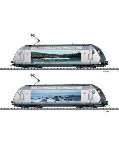 Lokomotiver Norske, trix-22910-nsb-el-18-2253-se-norge-ta-toget-dcc, TRI22910