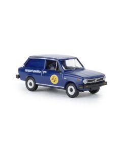 Personbiler, Volvo 66 Kombi, ASG, BRE27627