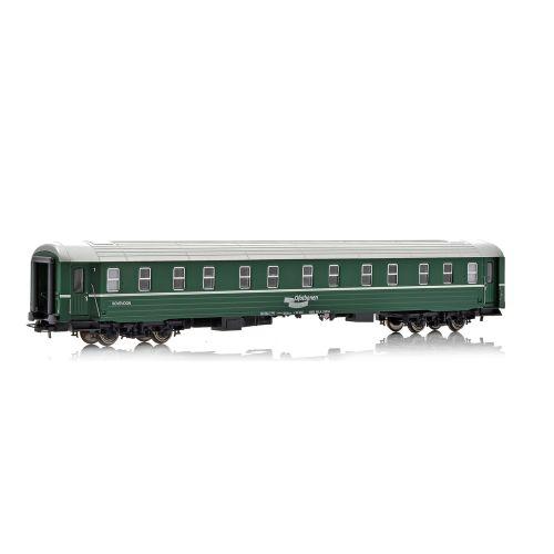 Topline Personvogner, NMJ Topline modell of OBAS WLA 21010, sleeping coach., NMJT102.401