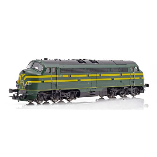 Topline Lokomotiver, , NMJT95403