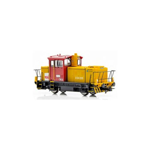 Topline Lokomotiver, , NMJT83.411
