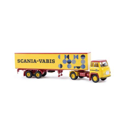 Lastebiler, brekina-85150-scania-vabis-lb-76, BRE85150