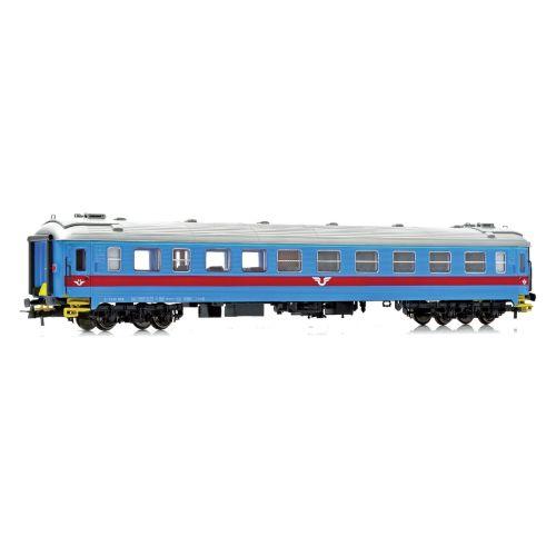 Topline Personvogner, nmj-topline-205-502-sj-b5k-4898, NMJT205.502