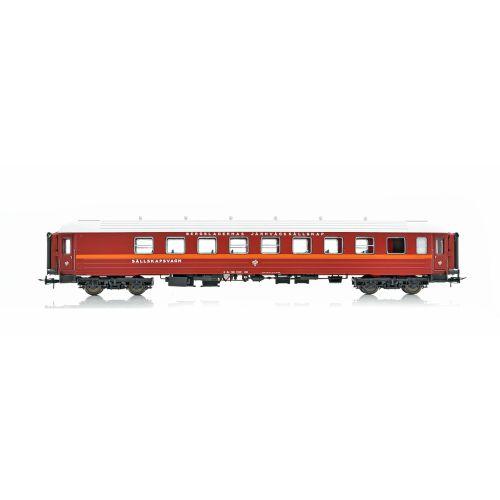 Topline Personvogner, nmj-topline-nmjt-136501-bj-bergslagens-jarnvag-cb-2-21227-selskapsvagn, NMJT136.501