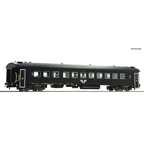 Personvogner Svenske, roco-74516-sj-b7f-5074-22-73-497-4, ROC74516