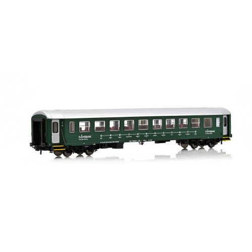 Topline Personvogner, nmj-topline-106420-flamsbana-b3-5-25637-green, NMJT106.420