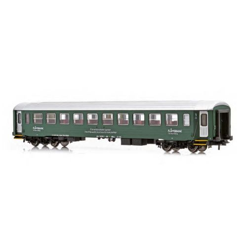 Topline Personvogner, nmj-topline-106420-flamsbana-b3-5-25637-green, NMJT106.421
